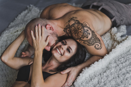 come durare di più a letto con il massaggio Tantra