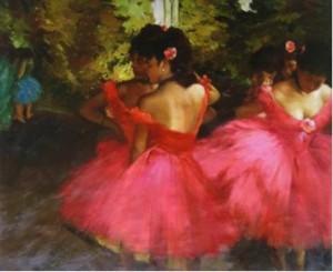Degas-Le ballerine