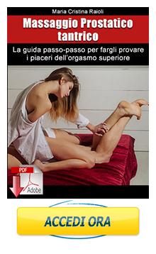guida al massaggio prostatico tantrico