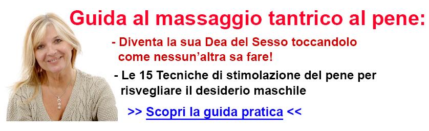 Massaggio al pene
